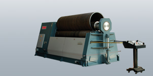 Roll bending machines