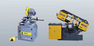 Horizontal Bandsaws and Circular Saws