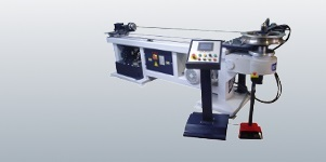 Mandrel tube bending mach